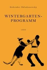 Wintergartenprogramm 1895