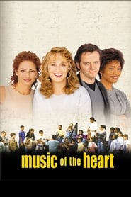 Poster Music of the Heart 1999