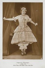 Die Frau, die jeder liebt, bist du! 1929