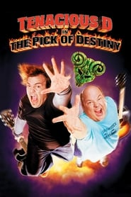 Poster for Tenacious D in The Pick of Destiny