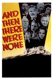 Poster And Then There Were None 1945