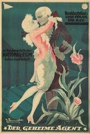 Der geheime Agent 1924
