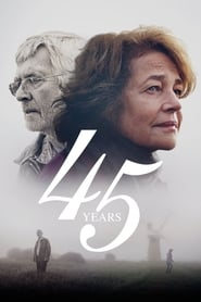 Poster for 45 Years