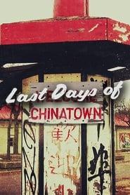 Last Days of Chinatown