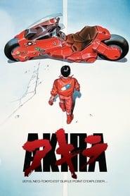 Poster Akira 1988