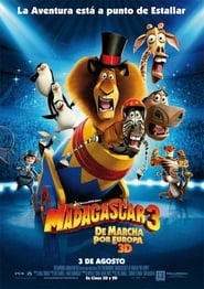 Madagascar 3 Los fugitivos (2012) | Madagascar 3 De marcha por Europa | Madagascar 3: Europe's Most Wanted