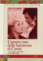 L'amaro caso della Baronessa di Carini 1975