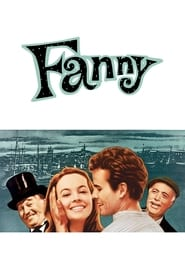 Poster Fanny 1961