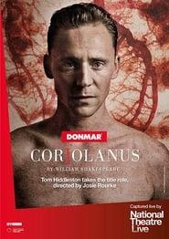 National Theatre Live: Coriolanus poster
