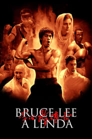 Poster The Legend of Bruce Lee 2008