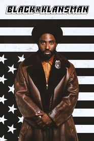BlacKkKlansman Movie Poster