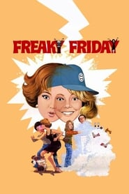 Poster Freaky Friday 1976