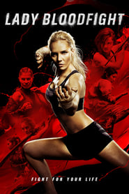 Poster Lady Bloodfight 2016