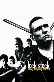 Poster Lock, Stock and Two Smoking Barrels 1998