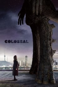 Colossal movie poster