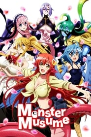 Poster Monster Musume: Everyday Life with Monster Girls 2015