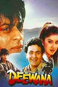 Deewana (1992) Bollywood Full Hindi Movie Watch Online Free Download HD