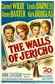 Poster del film The Walls of Jericho
