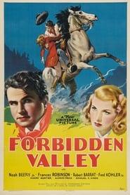 Forbidden Valley 1938