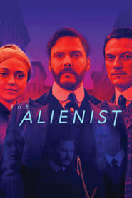 TV show cover of The Alienist