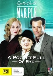 Marple: A Pocket Full of Rye Poster