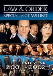 Law & Order: Special Victims Unit Season 3 Episode 8