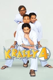 Krazzy 4 – 2008 Hindi Movie Zee5 WebRip 300mb 480p 900mb 720p 2GB 1080p