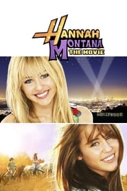 Poster for Hannah Montana: The Movie
