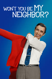 Poster Won't You Be My Neighbor? 2018