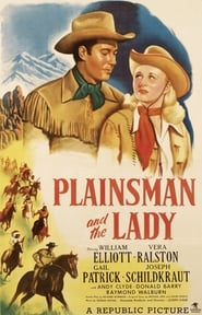 Affiche de Film The Plainsman and the Lady