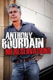 Poster Anthony Bourdain: No Reservations 2012