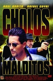 Poster Cholos Malditos 1999