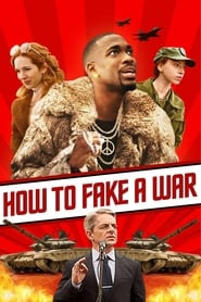 Poster How to Fake a War 2020