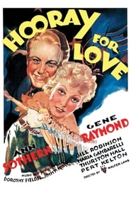 Hooray for Love 1935
