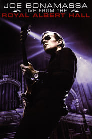 Image Joe Bonamassa: Live from the Royal Albert Hall