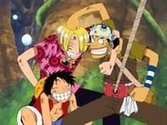 One Piece Skypiea Arc Episode 164 : Light the Fire of Shandora! Wyper the Warrior!