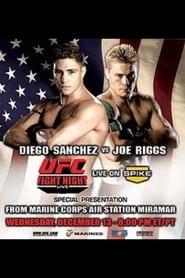 UFC Fight Night 7: Sanchez vs. Riggs