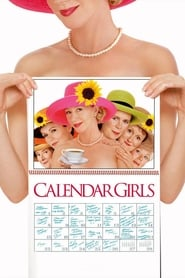 Poster for Calendar Girls
