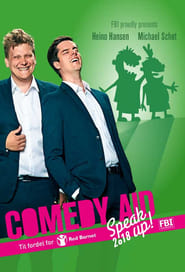 Comedy Aid 2018