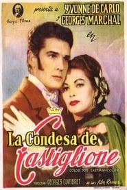 La condesa de Castiglione 1954