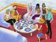 One Piece Skypiea Arc Episode 155 : The Forbidden Sacred Ground! The Island Where God Lives and Heaven's Judgement!