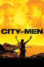 Poster City of Men 2007