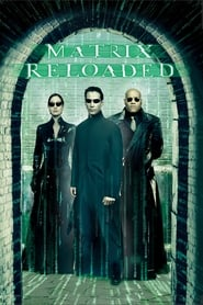 Poster for The Matrix Reloaded