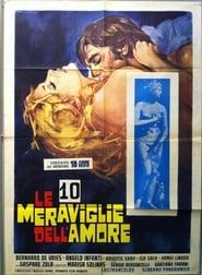 Poster The Ten Wonders of Love 1969