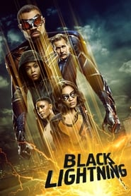Poster Black Lightning - Season 1 Episode 10 : Sins of the Father: The Book of Redemption 2020