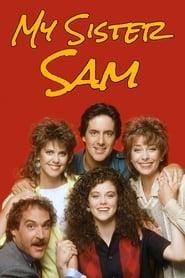 Poster My Sister Sam 1988