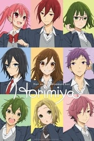 Poster Horimiya - Season 1 Episode 6 : This Summer's Going to Be a Hot One 2021