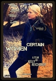 Certain Women plakat