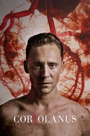National Theatre Live: Coriolanus poster