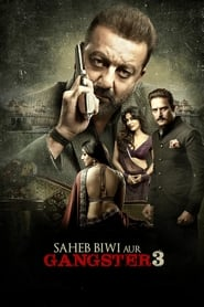Saheb Biwi Aur Gangster 3 – 2018 Hindi Movie WebRip 300mb 480p 1GB 720p
